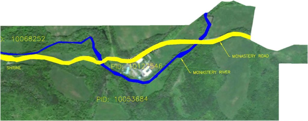 land parcels schematic